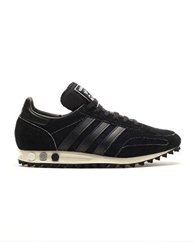 adidas Originals LA Trainer OG, core black-core black-off white, 11