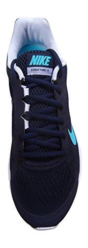 545 Structure Running Women's Bl Gmm Frst Dynsty Zoom Nike 17 Shoe Morado Vlt Prpl qpUHxwwOC