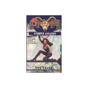 Shadowrun 11: Striper Assassin -  Nyx Smith, Mass Market Paperback