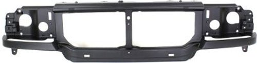 CPP Front Header Headlight Grille Mounting Panel for 2004-2011 Ford Ranger - CAPA