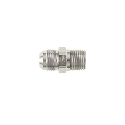 XRP 981604SN #4 AN Flare to 1/8'' NPT Straight Super Nickel Adapter by XRP