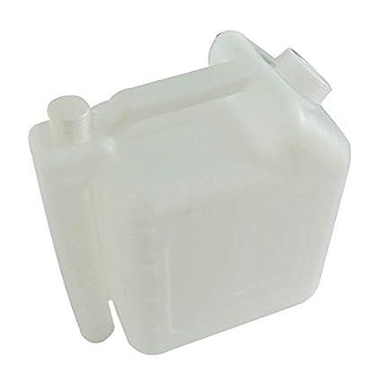 Garrafa para mezclas de aceite y gasolina, 2 boquillas, ratios de ...