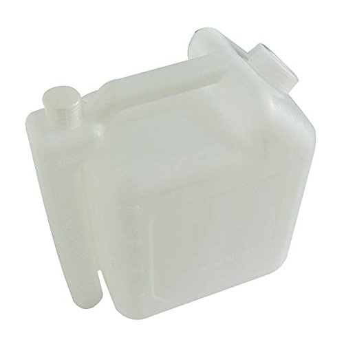 Generic 4L Oil Fuel Petrol Mixing Bottle Container 25:1 20:1 Fits Gas Scooters Chainsaw