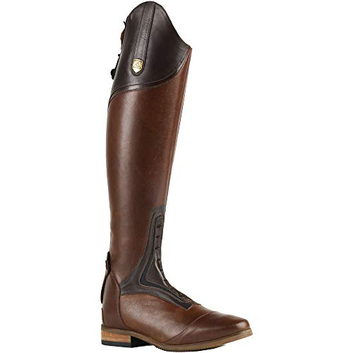 Mountain Horse Sovereign Field Boot-Brown-9RegularSlim