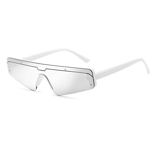 Mens Fashion Sports Sunglasses For Baseball Cycling Fishing Golf Designer Sunglasses Half Frame ()