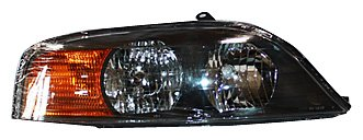 TYC 20-5859-01 Lincoln LS Passenger Side Headlight Assembly