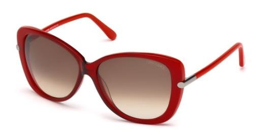 Sunglasses Tom Ford TF 9324 FT9324 68F red/other / gradient - Ford Linda Tom