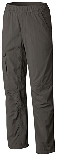 Columbia Boys Silver Ridge Pull-on Pant, Grill, Small