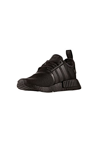 adidas Men's NMD_r1 Gymnastics Shoes, Arancione Nero (Negbas)