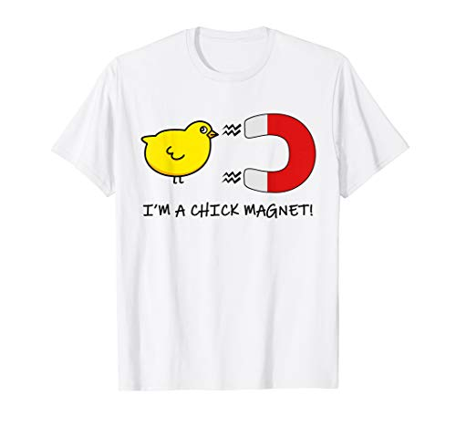 I'm a Chick Magnet! Halloween Costume T Shirt October 31st]()