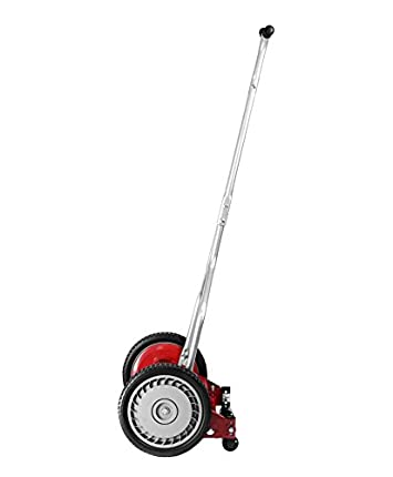 Great States 304-14 14-Inch, 5-Blade Push Reel Lawn Mower, 14-Inch, 5-Blade