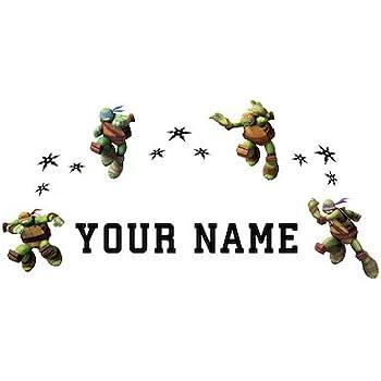 Amazon.com: RoomMates Teenage Mutant Ninja Turtles Peel and ...