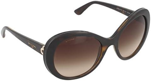 Amazon.com: anteojos de sol Bvlgari 8159-b-q 901/8G 55 x 20 ...