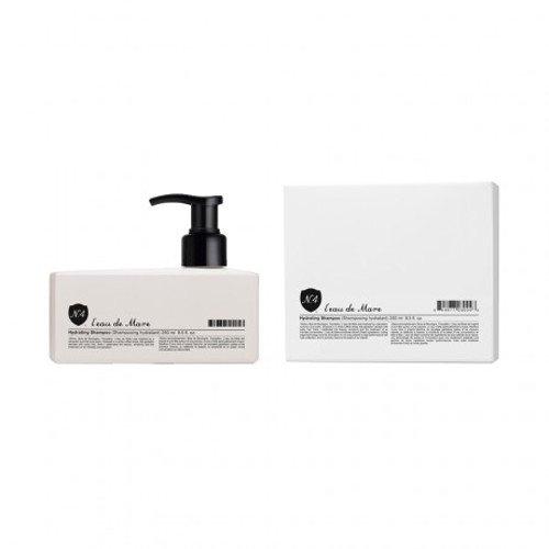 N.4 L'Eau De Mare Hydrating Shampoo, 8.5 Ounce (Best Shampoo For Keratin Treated Hair 2017)