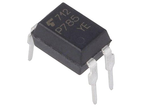 8x TLP785-Y.F-C Optocoupler THT Channels1 Out transistor Uinsul5kV Uce80V TOSHIBA EUROPE