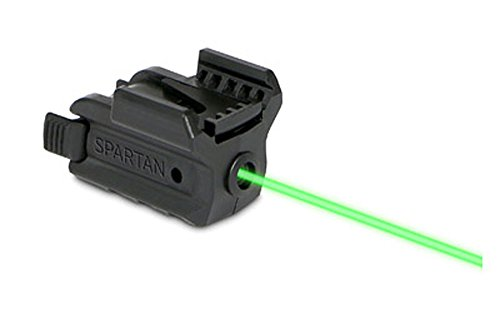 Lasermax Spartan SPS-Green Handgun Lasersight by L&M
