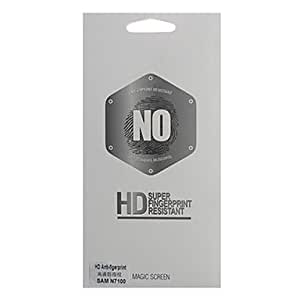 HD Anti-Fingerprint Resistant Screen Protector for Samsung Galaxy Note2 N7100