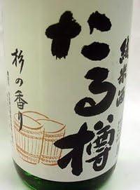 やたがらす 純米 たる酒 720ml