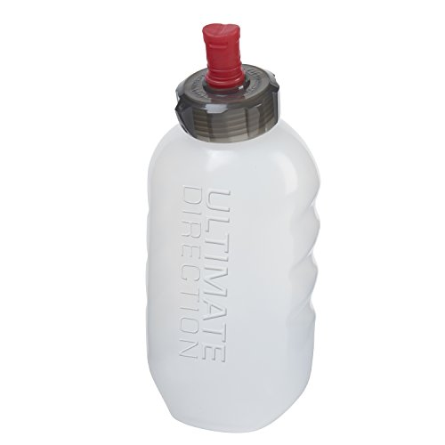Ultimate Direction FlexForm 600, Clear, 600ml (Direction Water Ultimate Bottle)