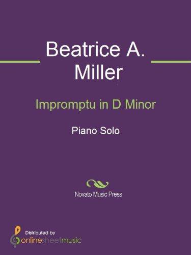 Impromptu in D Minor ()