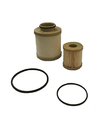Amazon.com: Diesel Fuel Filter PTC PCS9667 Fits For 2003-2007 6.0L Turbo Diesel Super Duty: Automotive