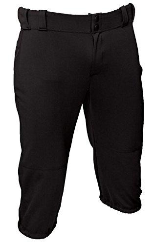 TAG Adult Knicker Baseball Pant (X-Large) Black
