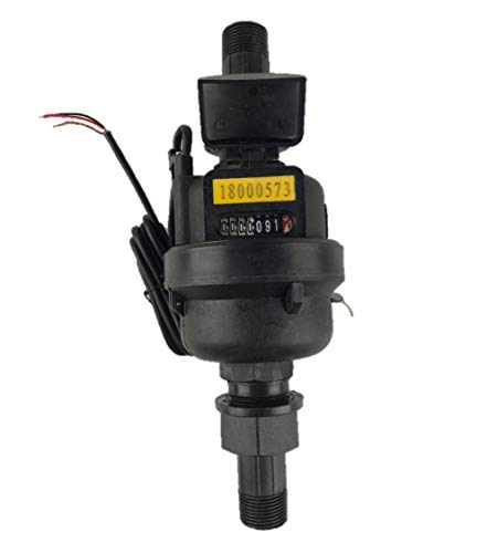 DAE PVM-75P Positive Displacement, Plastic Water Meter with Pulse Output, 3/4
