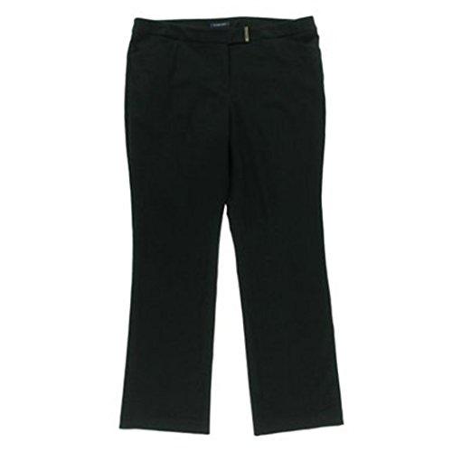 Jones New York Women's Bootcut Trousers 14 Black