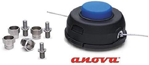 Anova Cabezal desbrozadora c/Adaptador Tap-N-GO A45 55-1396 ...
