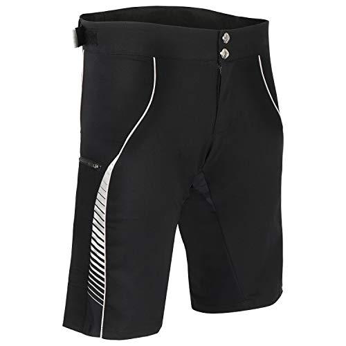 BERKNER Olaf E-Bike-Shorts, Radshorts mit Gelpolster, bis Gr. 6XL / 62