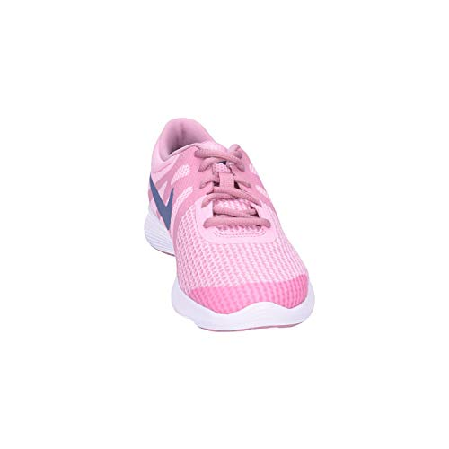 de Multicolor elemental Mujer GS 602 4 Blue Zapatillas Revolution NIKE Running Pink white Pink para Diffused 7nIR81Hqx