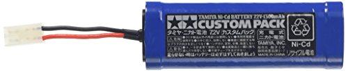 tamiya nikado battery 7.2V custom-made pack (ITEM 55085) [TAMIYA]