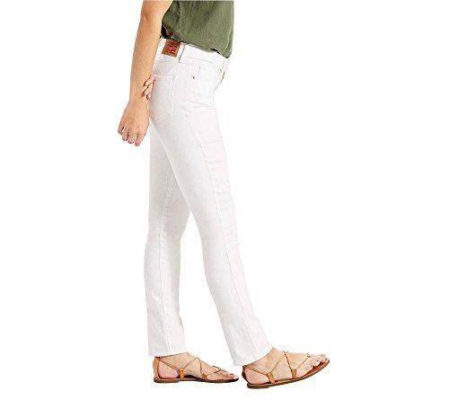 Rise Jean Mujer Skinny Blanco Suave Mid Levi De Bq4wxZtn