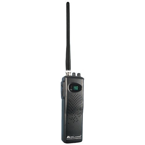 Midland 7w, 40-channel Portable Cb Radio For Sale