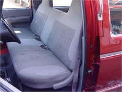 Durafit Seat Covers,1992-1997-Ford F150-F350 Regular, XCab and Crew Cab Front Solid Bench...