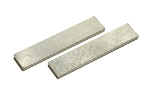 Bangdan Alnico 2 Cast Bar Magnet 2 444  X  492  X  125  For Humbucker And P90 Pickups  2 Pcs Magnetized  Ship From Usa
