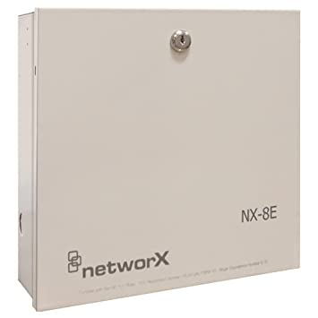 31GUiiwTjPL._SY355_ amazon com interlogix networx nx 8e security control panel (nx caddx nx 8 wiring diagram at cos-gaming.co