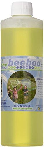 World Record Beeboo Big Bubble Mix.USA