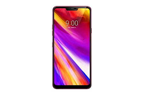 🥇 LG G7 ThinQ G710T 64GB Android Smartphone T-Mobile – Raspberry Rose