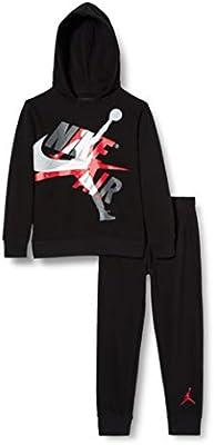 Nike Jumpman Os Classic FZ & Jogger Chándal, Niños, Negro, 2-3Y ...