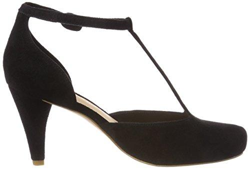 Dalia Tulip Black Clarks Shoes 26132289 Black xqwpnOES