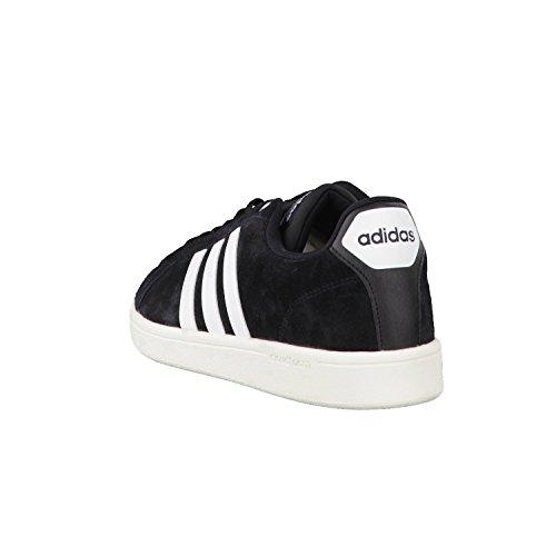 adidas CLOUDFOAM ADVANTAGE - Zapatillas deportivas para Hombre, Negro - (NEGBAS/FTWBLA/BLATIZ) 47 1/3