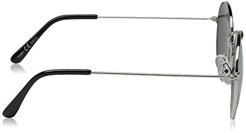 Silver Toby Eyelevel Gafas Sol Mirror de Unisex Plateado Silver Adulto 50 8qpdqyfc