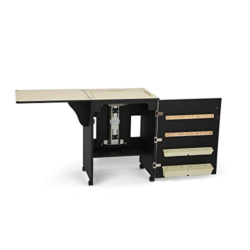 Arrow Cabinet 98503 Sewnatra Sewing Cabinet, Black ()