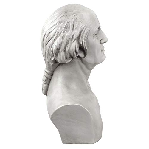 Design Toscano George Washington Sculpture