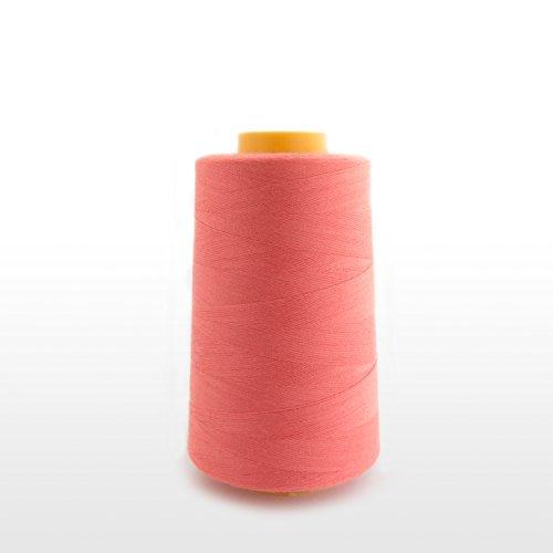 coral serger thread - 3