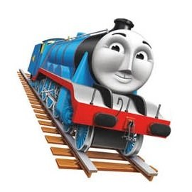 Charming 4 Big Blue Engine Thomas The Tank Engine U0026 Friends Removable