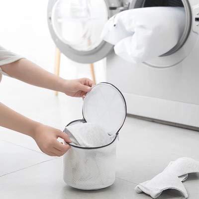 liltourist 8 bolsas de lavandería premium para sujetadores, ropa y calcetines | Red de lavandería para lavadora y secadora | 8 bolsas de lavandería con ...