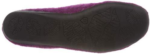 01 Lila ROMIKA Bas Violet Lucille 570 Chaussons Femme 6n6qrz5Y