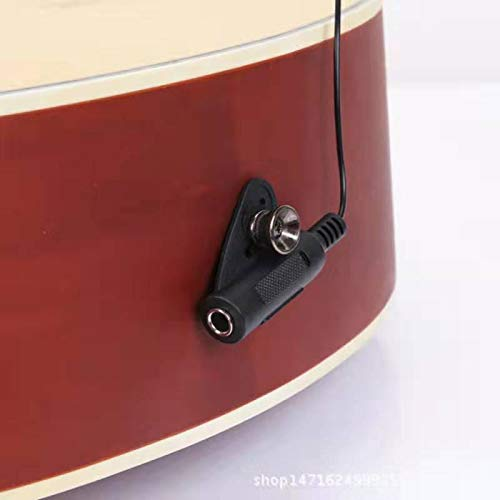 SIKO REEDS- Plastic Piezo Pickup For Guitar Violin Banjo Mandolin Ukulele